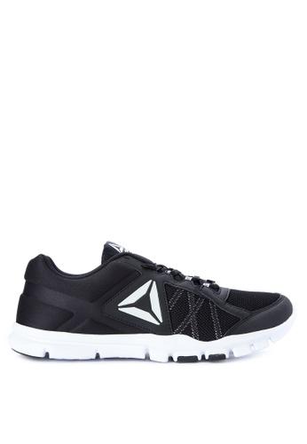 Reebok black Yourflex Train 9.0 MT Training Shoes RE600SH0JVCOPH_1
