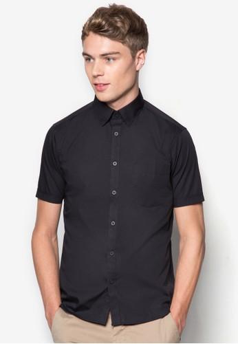 基本款棉質短袖zalora 手錶 評價襯衫, 服飾, 服飾