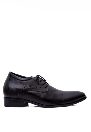 Keeve black Keeve Shoes Peninggi Badan Formal 054- Black 095E2SH2432C3AGS_1
