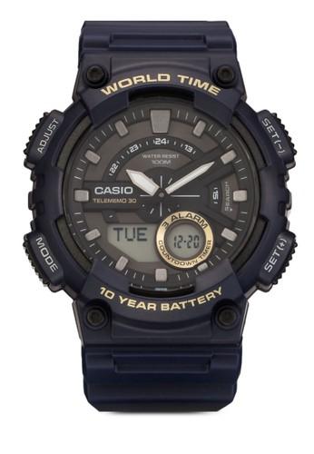 防水運動指esprit專櫃針電子錶, 錶類, 飾品配件