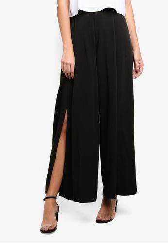Supre black Elsa Wide Leg Pants 337BBAAC0F77DDGS_1
