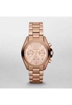 Bradshaw三眼計時腕錶 MK5799