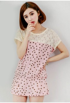 Early Spring Dotty Tee