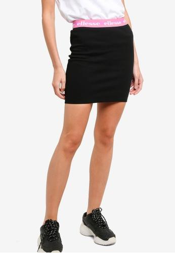 Ellesse black Bird Skirt 18BA4AA4B45252GS_1