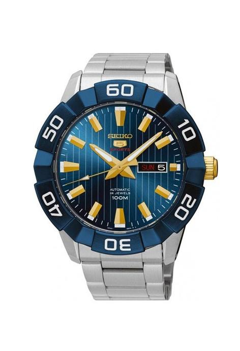 SEIKO Seiko Men's SRPA53K1 Seiko 5 Automatic Stainless Steel Band Sport Watch