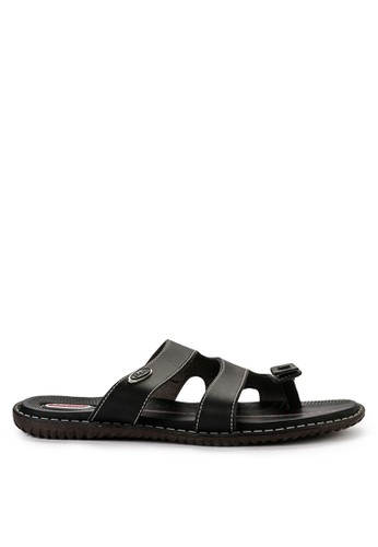EKYDO black Sandal Esteban 033 M 5B4D5SH666AEF9GS_1