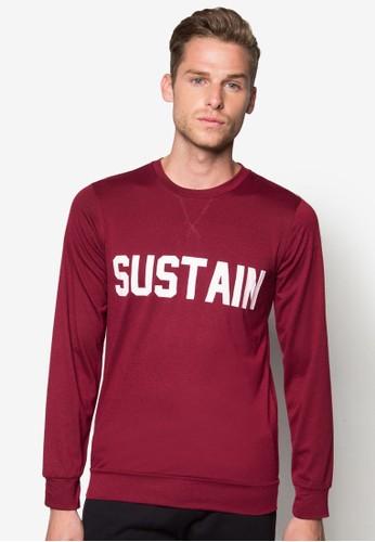 『Sustain』長袖衫,zalora時尚購物網的koumi koumi 服飾, 外套
