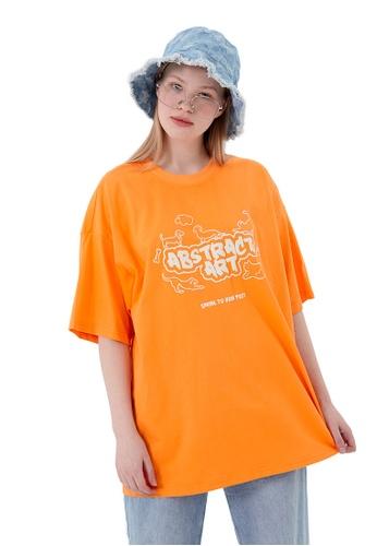 Twenty Eight Shoes Pet Theme Foamed Printed Short T-shirt HH1044 E5141AAF2FC533GS_1