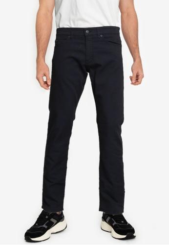 BOSS 藍色 Delaware Pants - BOSS Men EE1BAAA97801E5GS_1