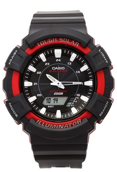 Analog- Digital Solar Powered Watch AD-S800WH-4A