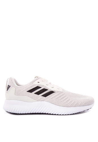 Adidas black and white adidas alphabounce rc m AD678SH0KGGUPH_1