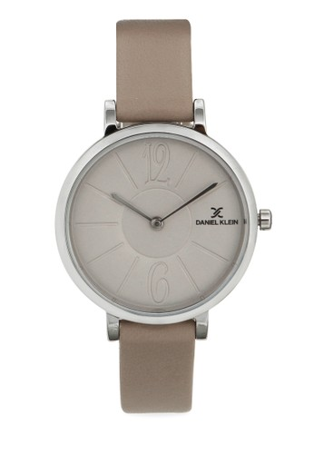 Daniel Klein white Jam Tangan Wanita DK11867-6 Genuine Leather 28552AC312F2F3GS_1