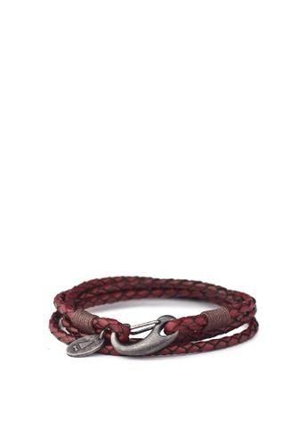 Gnome and Bow red Ralph Bracelet (Antique) 2D0E4AC785CB50GS_1