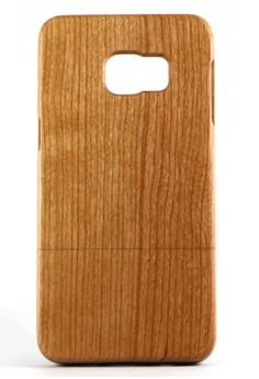 Genuine Wood Full Cover for Samsung S6 Edge Plus