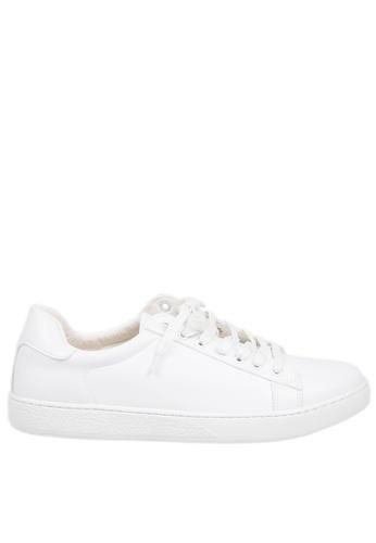Tomaz white Tomaz TR239 Mens Sneakers (White) 4066CSH72045FDGS_1