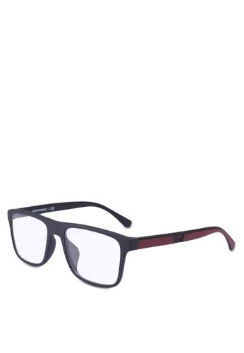 Emporio Armani black Emporio Armani EA4115F Sunglasses 58BBFGL9940BFFGS_1