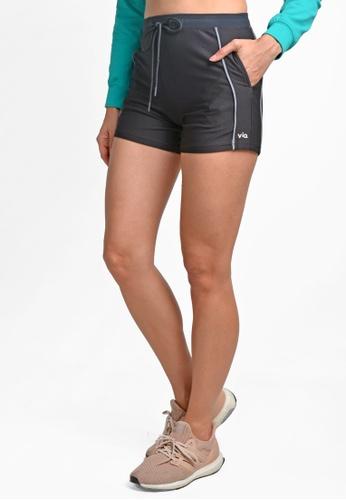 ViQ ViQ Ladies Training Shorts 30B0AAAC6B6010GS_1