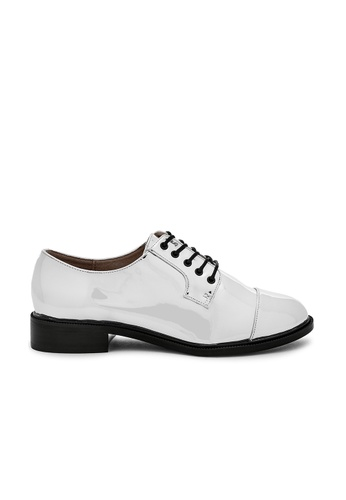 Raye silver x House Of Harlow 1960 Kane Oxford ACA48SH40057E3GS_1