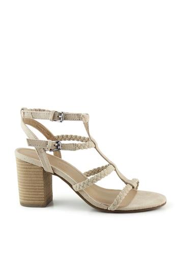 London Rag beige Gracie Gladiator sandals B73E7SH5D2AC9BGS_1