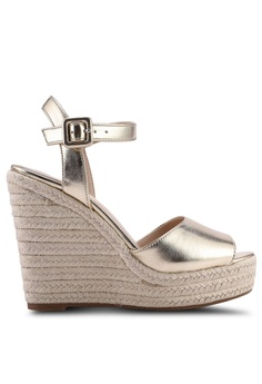bdf3edc32fd7 Buy ALDO Wedges   Sandals For Women Online