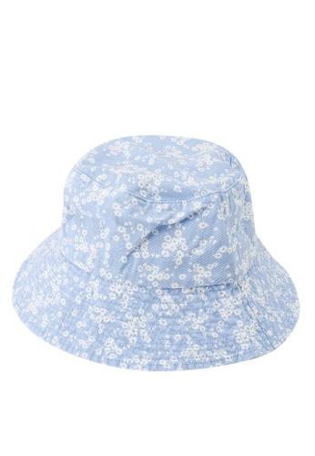 Rubi blue Bianca Bucket Hat 15146AC2F46A5AGS_1