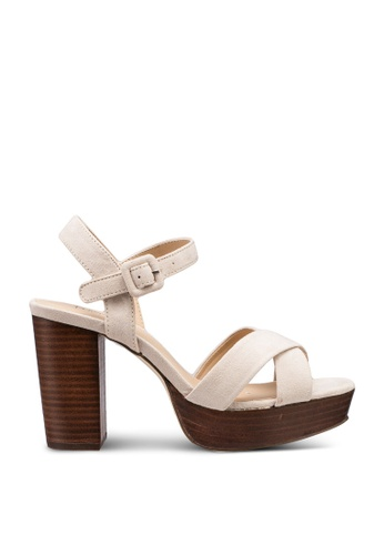 Therapy 米褐色 Lucia Heels 8CE6DSHA40FFDDGS_1