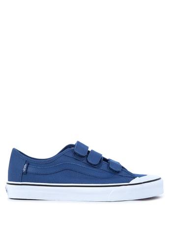 Vans blue Black Ball V Sneakers VA142SH44QBRPH_1