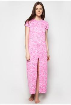 Alex Slit Dress