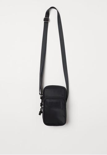 H&M black Small shoulder bag 5CE35AC0ABE952GS_1