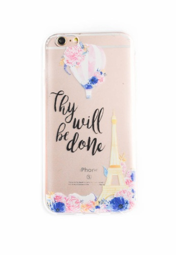 Fancy Cellphone Cases multi Thy Will Be Soft Transparent Case for iPhone 6/6s FA644AC47XMUPH_1
