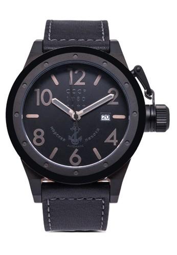D京站 espritelta 皮革圓錶, 錶類, 休閒型