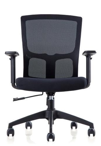 AMERCIS black Amercis Sanji A Mesh Office Chair 6216EHLD67AA12GS_1
