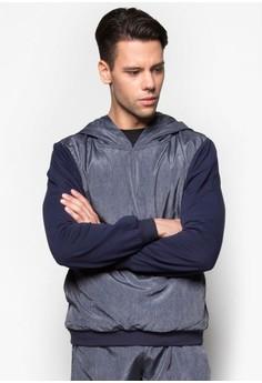 Sports- Layered Sweatshirt