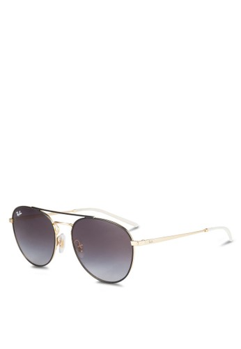 ba2d6fc63da Ray-Ban black RB3589 Sunglasses RA941GL0UT2DID 1
