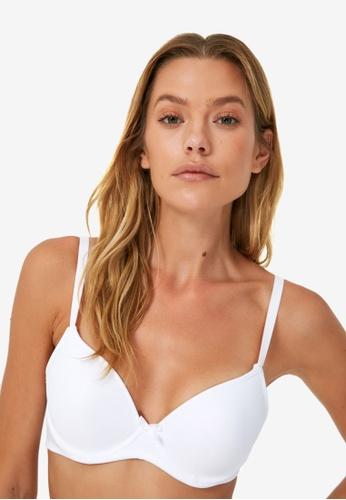 Trendyol white Unfilled T-Shirt Bra E1EEBUSC01E21EGS_1