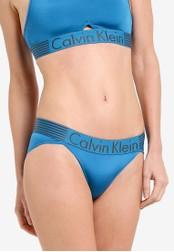 Calvin Klein blue Iron Strength Bikini Panties - Calvin Klein Underwear CA221US19VRWMY_1