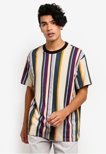 Cotton On 多色 寬鬆品牌刺繡T恤 48847AAB514CDCGS_1