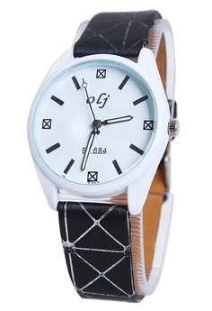 OLJ Maddie Women's Leather Strap Watch LFW018