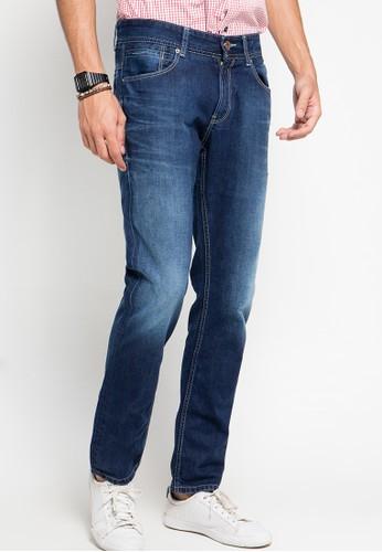 Lois Jeans blue Long Pants Denim LO391AA88ZWPID_1
