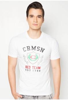 Crmsn R. Team T-shirt
