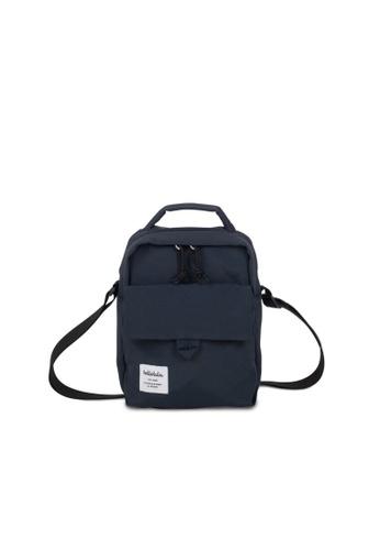 Hellolulu blue Hellolulu Carter XS Mini All Day Shoulder Bag (Prussian Blue) CE7A2ACCD31BC1GS_1