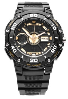 Ana-Digital Chrono Watch DE10J502Y