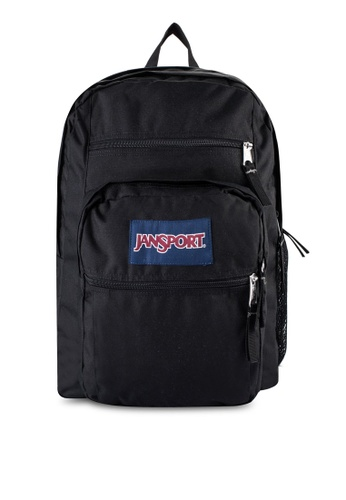 Buy Jansport Big Student Solid Backpack Online on ZALORA Singapore