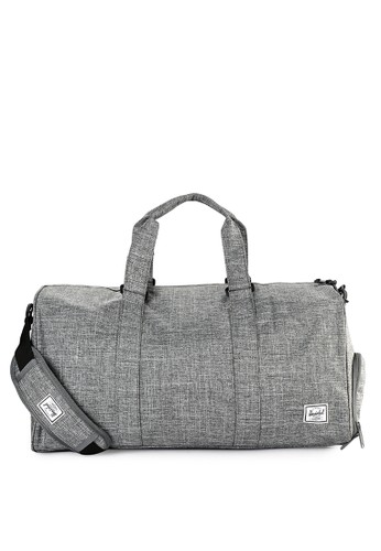 Herschel grey Novel Mid-Volume Duffle 1251CAC047393AGS_1