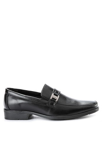 Watchout! Shoes black Bussiness Loafer 0C621SH15B8980GS_1