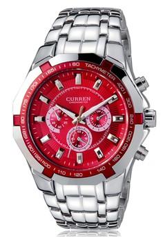 Curren Men's Steel Strap Wrist Watch 8084