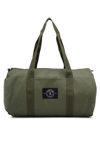 Parkland green Lookout Small Duffle Bag 5C5FFAC362D4A9GS_1
