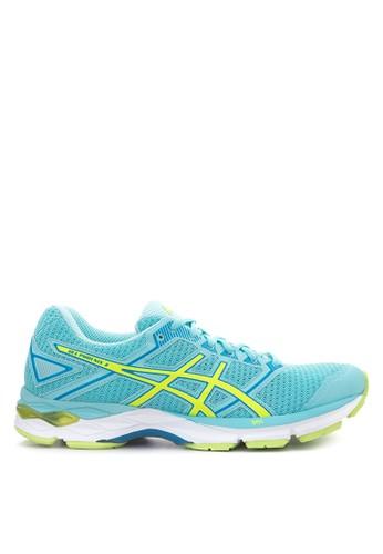 Asics blue GEL Phoenix 8 Running Shoes AS436SH31LPOID_1