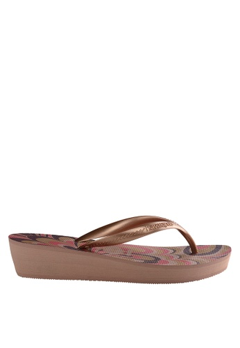 7cbaf16627ce7d Shop Havaianas HIGHLIGHT II Online on ZALORA Philippines