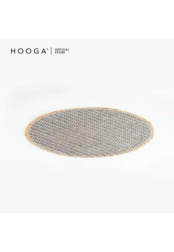 HOOGA Hooga Placemat Gael (Bundle of 4) 2D8A9HLDDC4F79GS_1
